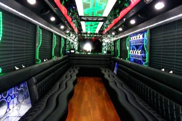 22 passenger party bus 1 Long Beach