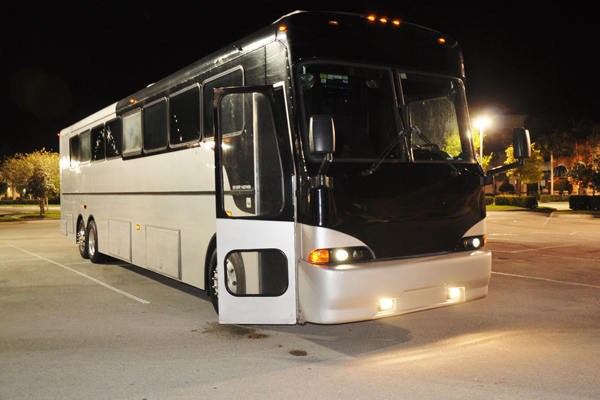 40 passenger party bus Long Beach