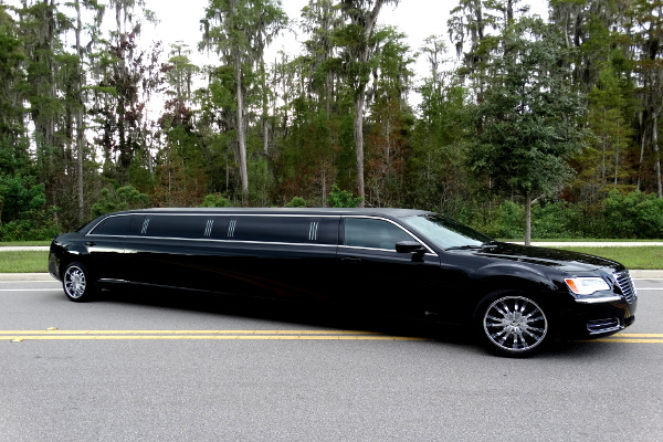 Chrysler 300 limo service Long Beach