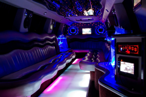 Escalade limousine service Long Beach