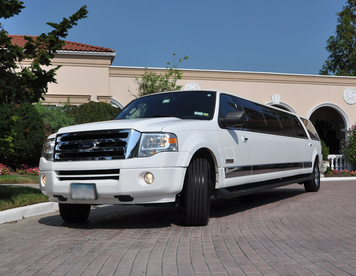 Long Beach 15 Passenger Limo